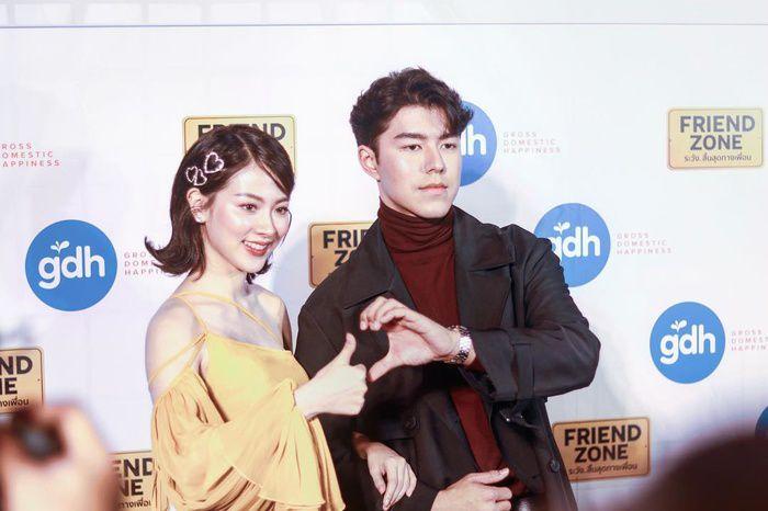 """Baifern Pimchanok và """"bạn thân"""" Nine Naphat tái hợp trong phim mới (1)"""