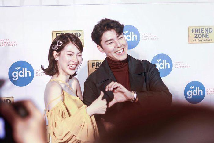 """Baifern Pimchanok và """"bạn thân"""" Nine Naphat tái hợp trong phim mới (2)"""