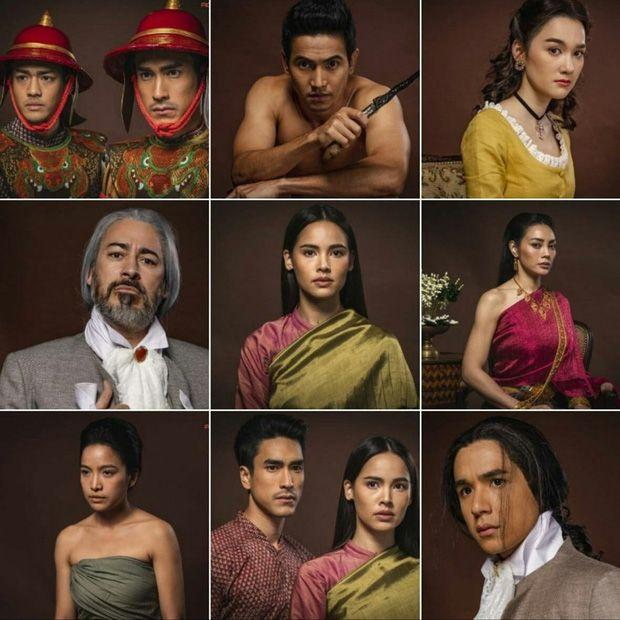 Top 5 phim Thái của đài CH3 lên sóng 2020 được mọt hóng nhiều nhất (2)