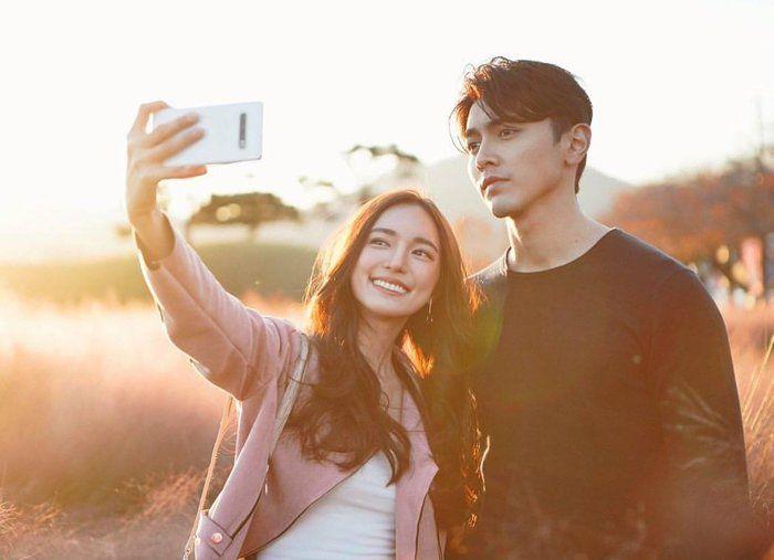 """Chia sẻ của Pon Nawasch và Bua Nalinthip về phim mới """"Minh châu rực rỡ"""" (11)"""