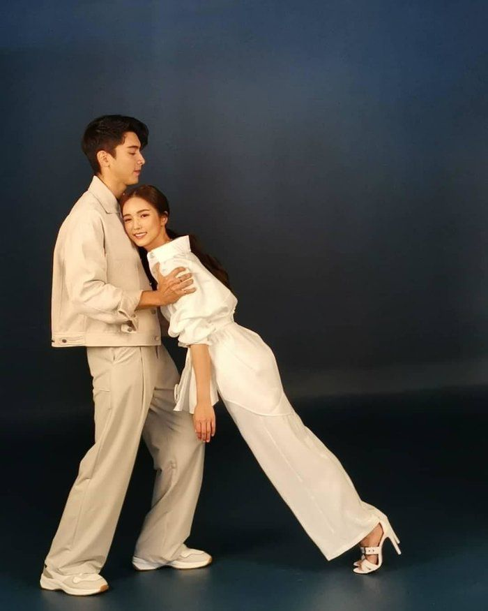 """Chia sẻ của Pon Nawasch và Bua Nalinthip về phim mới """"Minh châu rực rỡ"""" (3)"""