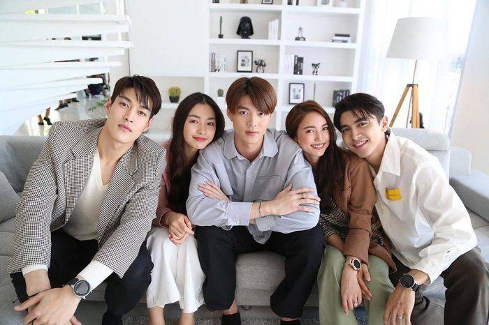 """Chia sẻ của Pon Nawasch và Bua Nalinthip về phim mới """"Minh châu rực rỡ"""" (5)"""
