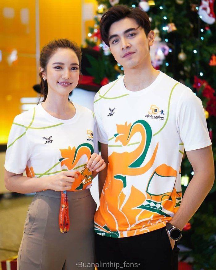 """Chia sẻ của Pon Nawasch và Bua Nalinthip về phim mới """"Minh châu rực rỡ"""" (8)"""