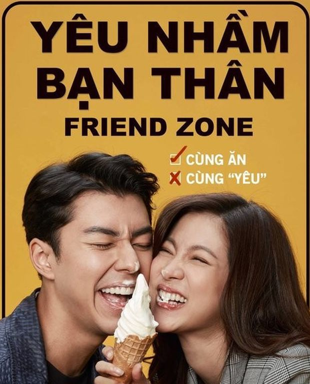 """Có bạn thân như Palm trong """"Friend Zone"""" thì yêu ngay thôi, chứ chờ chi! (1)"""