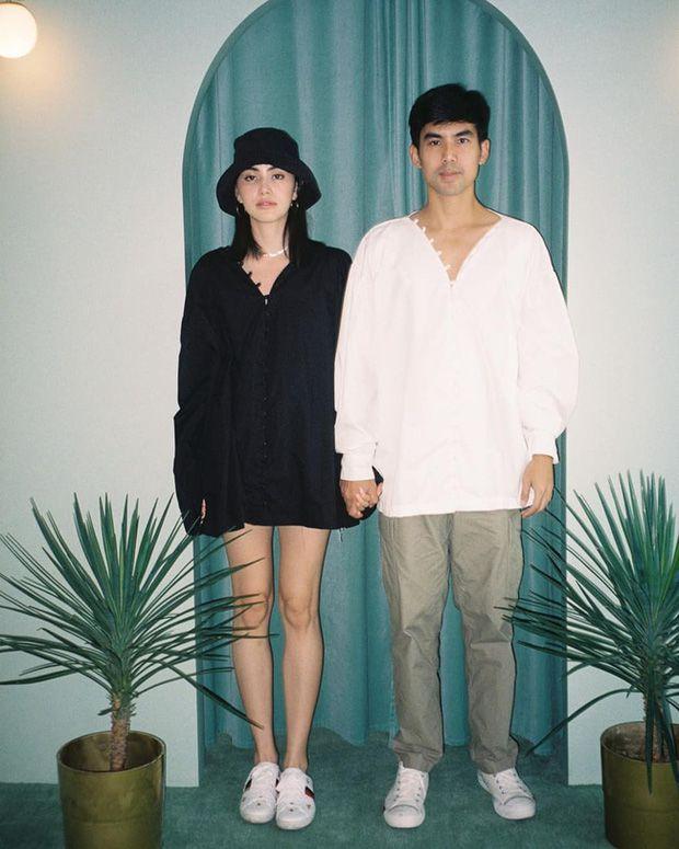 Mai Davika và Ter Chantavit thường lên đồ tông xuyệt tông đầy ngọt ngào (5)