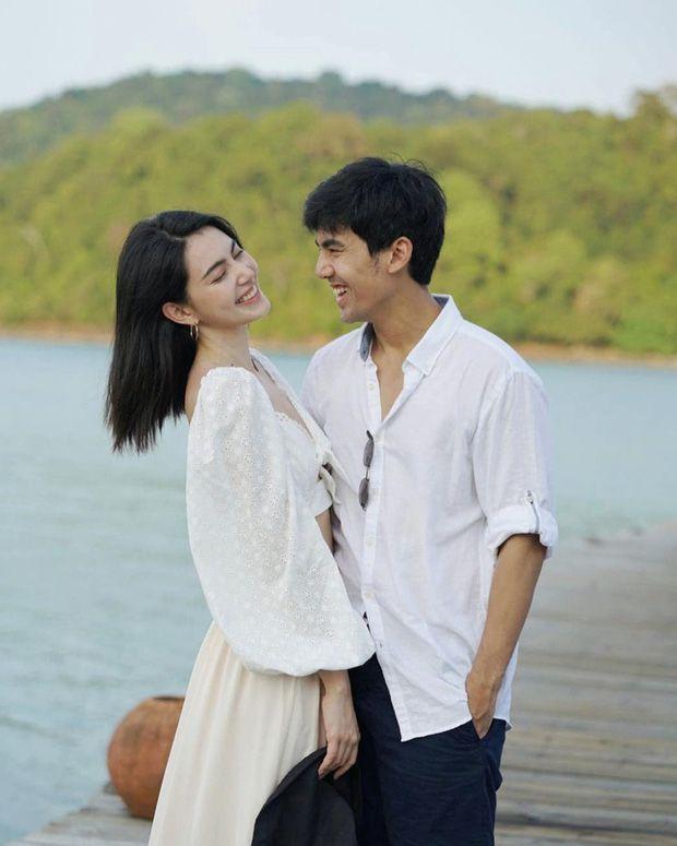 Mai Davika và Ter Chantavit thường lên đồ tông xuyệt tông đầy ngọt ngào (7)