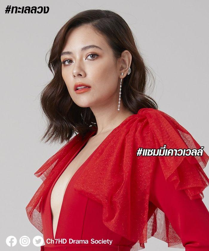 Mik Thongraya đóng cặp cùng Sammy Cowell trong phim mới Talay Luang (4)