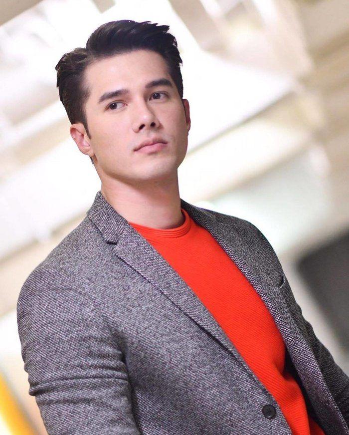 Mik Thongraya đóng cặp cùng Sammy Cowell trong phim mới Talay Luang (7)