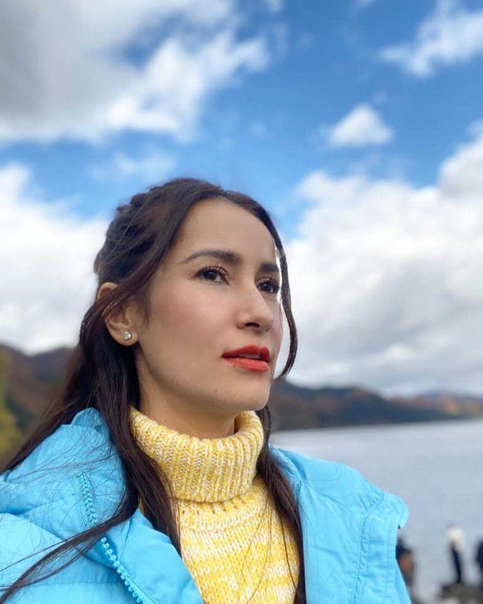 Nữ hoàng giải trí Anne Thongprasom tái xuất màn ảnh nhỏ vào năm 2020 (6)