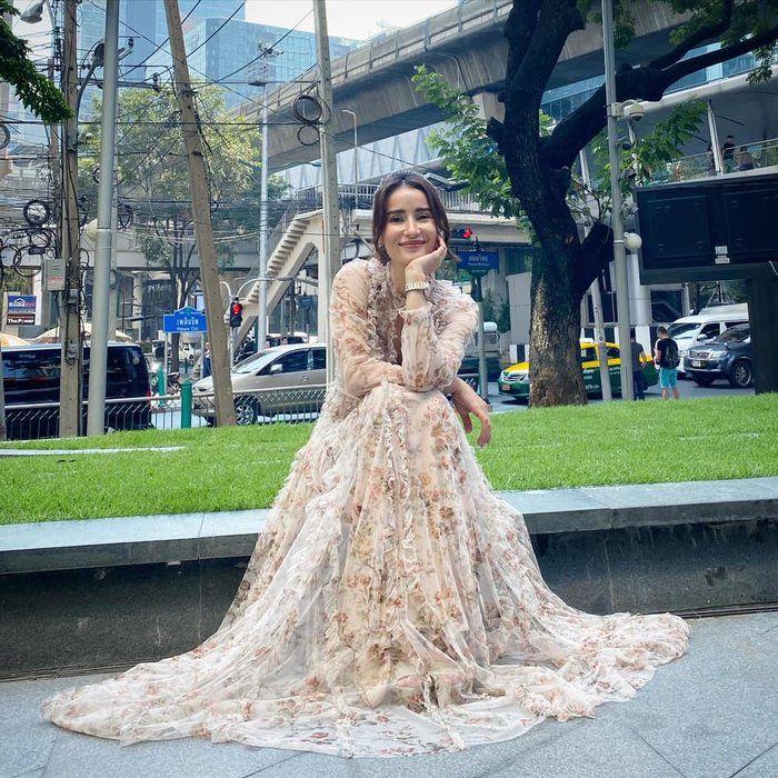 Nữ hoàng giải trí Anne Thongprasom tái xuất màn ảnh nhỏ vào năm 2020 (8)