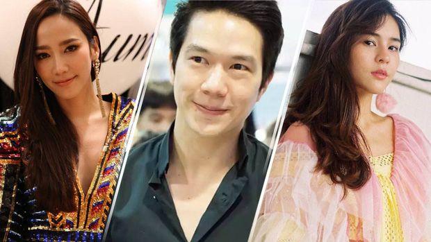 Và đây là 5 màn đổi người yêu đầy choáng váng của showbiz Thái (1)