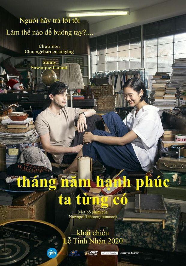Phim Thái Lan tháng 2/2020: Thể loại tình cảm lãng mạn lên ngôi (1)