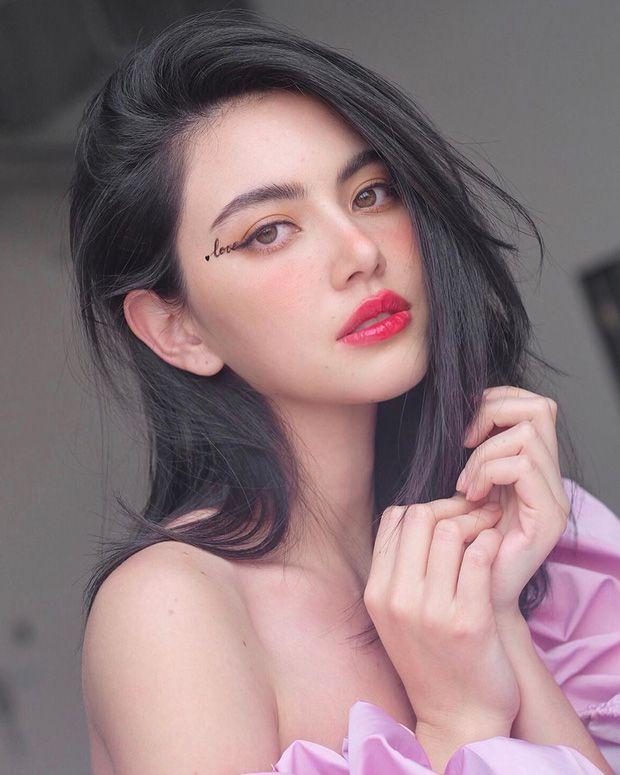 8 kiểu vẽ mắt cá tính & độc đáo được sao Thái lăng xê (1)