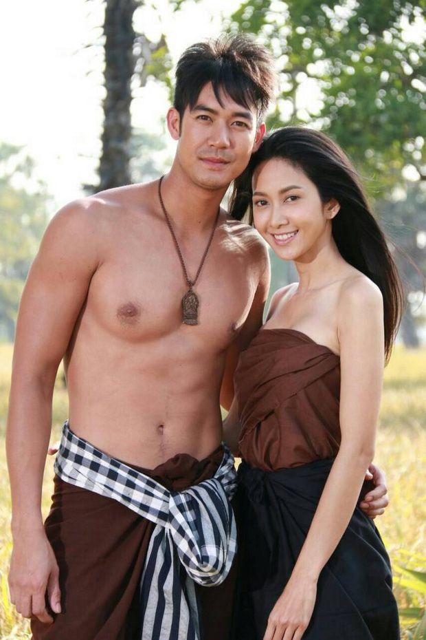 Mê mẩn 5 chàng nam thần siêng khoe body nhất màn ảnh Thái (13)