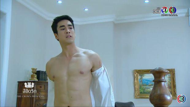 Mê mẩn 5 chàng nam thần siêng khoe body nhất màn ảnh Thái (3)
