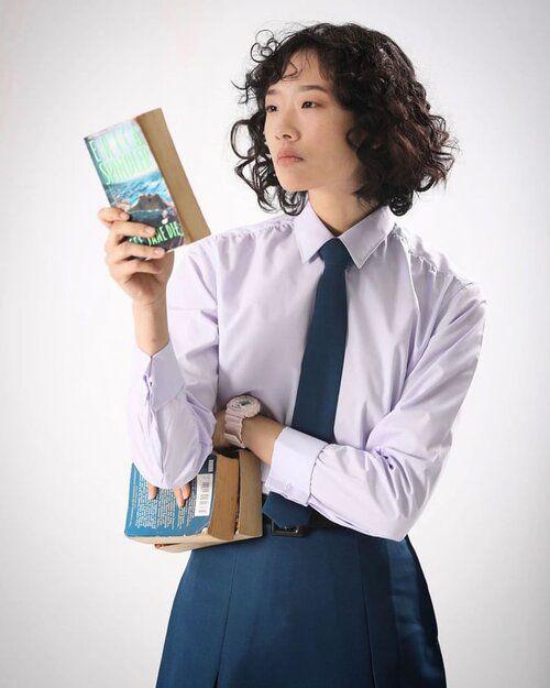 NSX Anne Thongprasom hé lộ thêm thông tin về bộ phim Là Em (7)