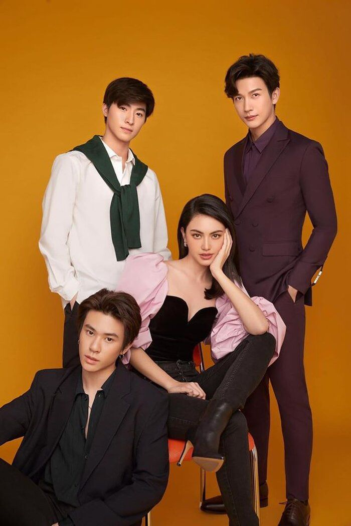 Mùa hè của hồ ly bản Thái top 1 trending vì dàn cast quá khủng (3)