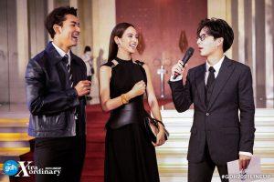 Nychaa Nuttanicha hợp tác cùng hai trai đẹp Tor Thanapob và Ice Paris (5)