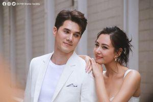 Mik Thongraya cực điển trai trong lễ khai máy phim Talay Luang (1)