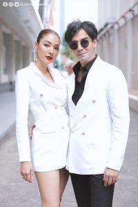 Mik Thongraya cực điển trai trong lễ khai máy phim Talay Luang (3)