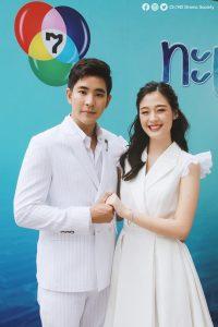 Mik Thongraya cực điển trai trong lễ khai máy phim Talay Luang (4)