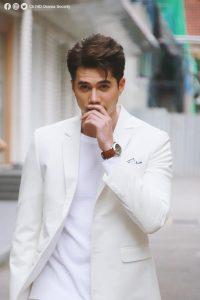 Mik Thongraya cực điển trai trong lễ khai máy phim Talay Luang (6)