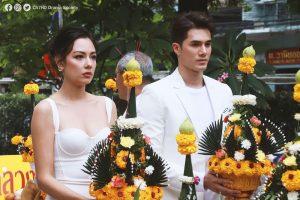 Mik Thongraya cực điển trai trong lễ khai máy phim Talay Luang (8)