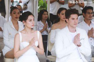 Mik Thongraya cực điển trai trong lễ khai máy phim Talay Luang (9)