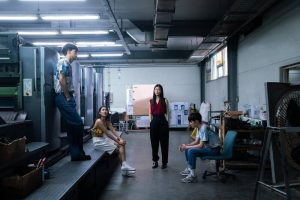 DS 5 phim được đề cử ở hạng mục 'Phim truyền hình Thái Lan hay nhất' (1)