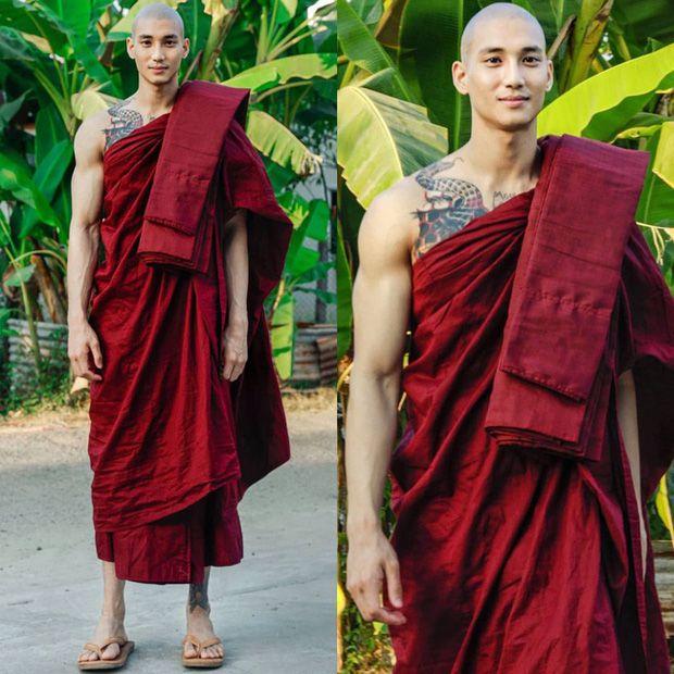 """Profile Paing Takhon: Chàng mẫu """"thầy tu"""" người Myanmar (1)"""