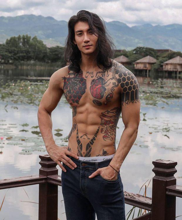 """Profile Paing Takhon: Chàng mẫu """"thầy tu"""" người Myanmar (5)"""