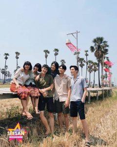 Krating Khunnarong và Oom Eisaya đóng chính phim Ai Khoi Hug Jao (2)