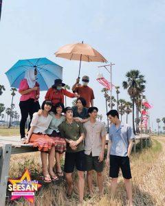 Krating Khunnarong và Oom Eisaya đóng chính phim Ai Khoi Hug Jao (4)