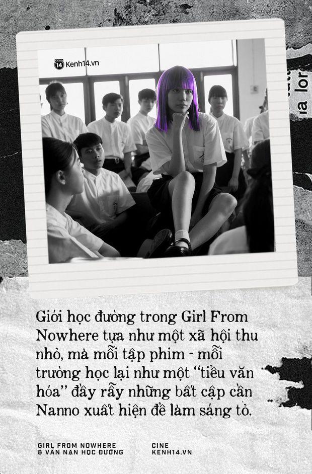 Giải mã sức hút của bộ phim kinh dị học đường Girl From Nowhere (3)